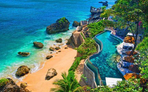 سفر به بهشت رویایی بالی بهشت افسانهای