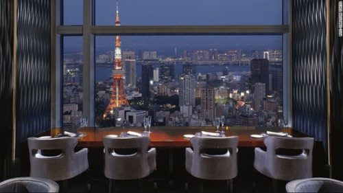 توکیو معروف به شهر غذا +تصاویر