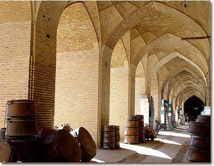 بازار زیبای کرمان +تصاویر
