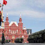 میدانی سرخ در مسکو+تصاویر