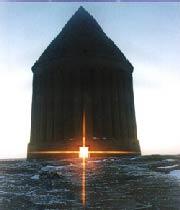 بزرگترین ساعت نجومی دنیا +تصاویر