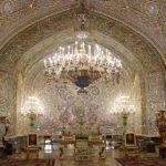 کاخ گلستان نگین کاخهای تهران+تصاویر