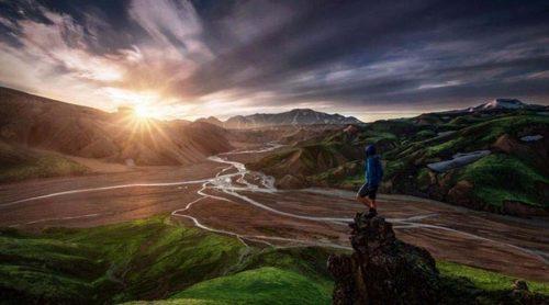 اگر در سفر طبیعت گردی گم شدید این کارها را انجام بدهید+تصاویر