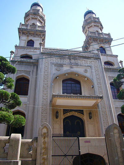 مسجد کوبه اولین مسجد ساخته شده در ژاپن (+عکس)