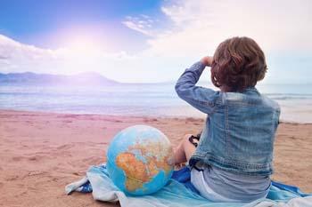 دردسرهای سفر با کودکان +تصاویر