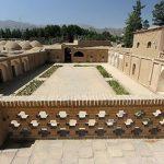 با باغ اکبریه، یکی از بناهای تاریخی زیبا در بیرجند آشنا شوید+تصاویر