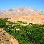 مرکز گردشگری باغرود نیشابور +تصاویر