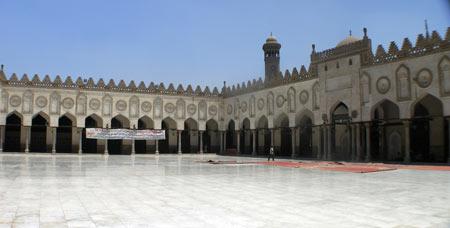 مسجد الازهر در قاهره را بهتر بشناسید+تصاویر