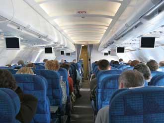 سلامتیتان را در هواپیما جا نگذارید!