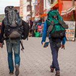 کوله پشتی سفر چگونه باید باشد؟/ بهترین سفر با کویه پشتی +تصاویر
