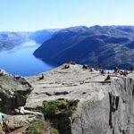 معروف ترین و دلهره آورترین جاذبه توریستی نروژ +تصاویر