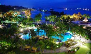 جزیره زیبا و دیدنی سنتوزای سنگاپور+تصاویر