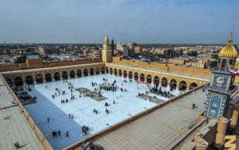 از مسجد کوفه چه می دانیم+تصاویر