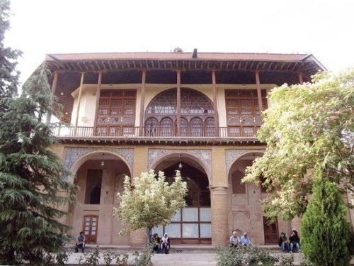 آشنایی با خانه های قزوین+تصاویر
