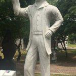 پارک مجسمه های سنگی مشهور در کره جنوبی+تصاویر