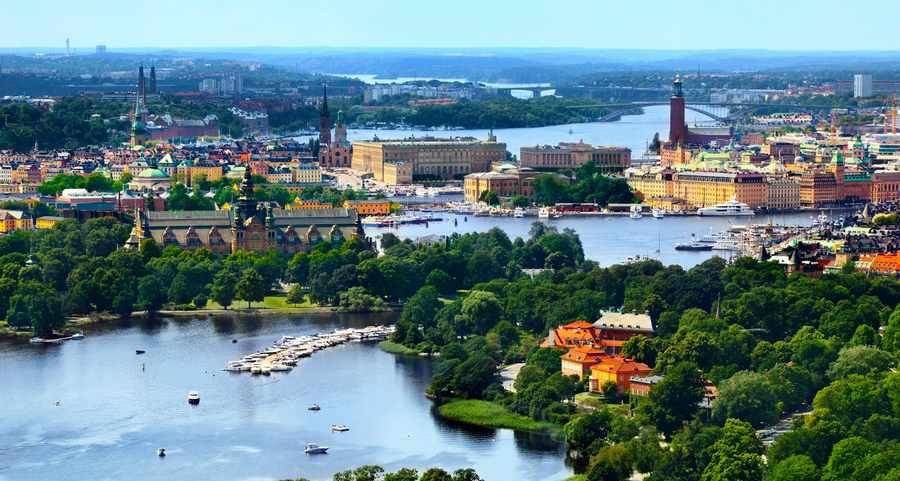 سرسبزترین شهرهای دنیا