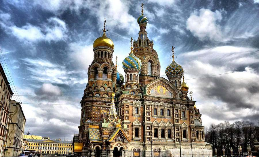 جذابترین و پرطرفدارترین جاذبه های دیدنی سن پترزبورگ روسیه