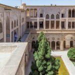 گشتی در زیبایی ها و تاریخ دیدنی خانه عباسیان کاشان