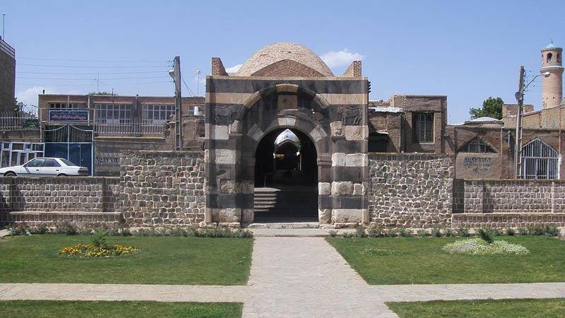 دیدنیها و برترین جاذبه های گردشگری خوی شهر شمس