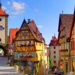 دیدنیها و جاذبه های گردشگری روتنبرگ شهری افسانه ای درآلمان