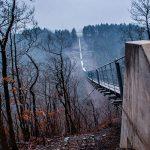 زیباترین و طولانیترین پل معلق جهان در آلمان افتتاح میشود+تصاویر