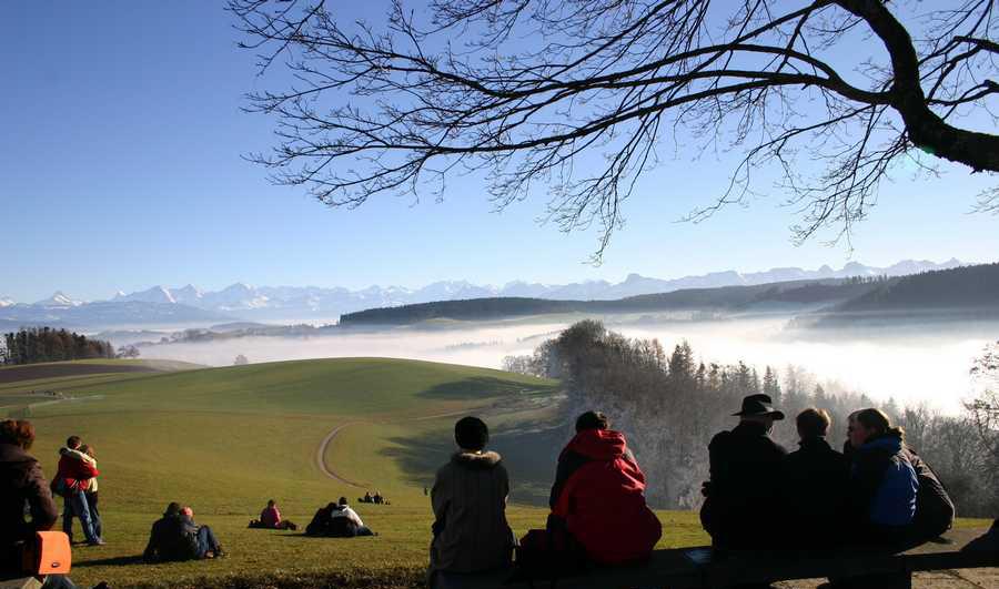برترین و دیدنی ترین جاذبه های گردشگری برن سوئیس