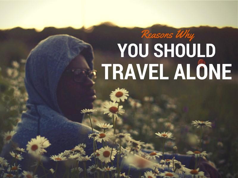 تنهایی سفر کردن