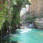 طبیعتگردی لذت بخش تابستانه در طبیعت بی نظیر تنگه براق فارس