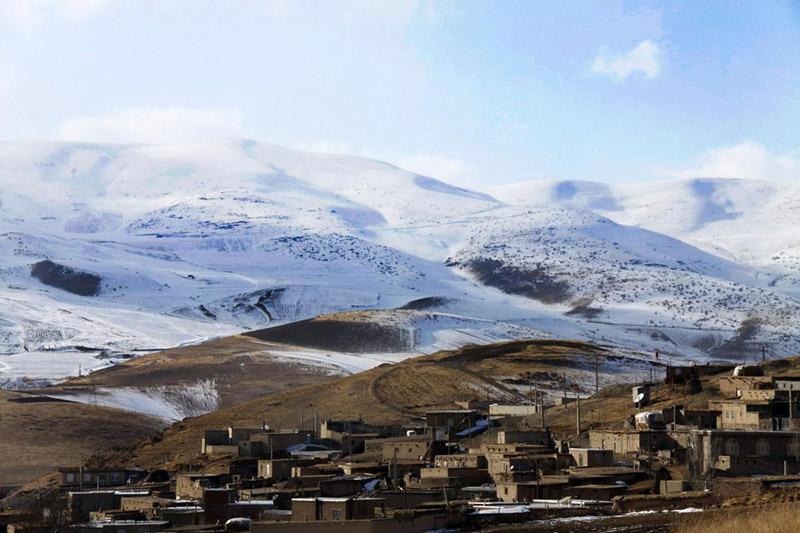 زیبایی های روستای سهولان