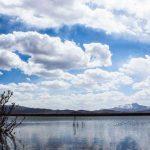 دریاچه ترشاب دریاچه ای بکر و دیدنی در دل کویر کرمان