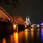 کلسیای جامع کلن تنها بازمانده از جنگ جهانی دوم در آلمان