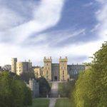 قلعه ویندسور در انگلستان قدیمی ترین و بزرگ ترین قلعه جهان