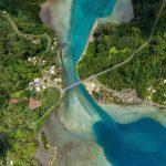 جزایر پلینزی جاذبه ای عجیب و غریب دیدنی در فرانسه