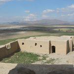 بنای تاریخی نوشیجان قدیمی ترین نیایشگاه خشتی دنیا