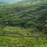 سفر به دره های سرسبز و دیدنی ایران