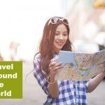 هزینه سفر کردن به دور دنیا چقدر خواهد شد