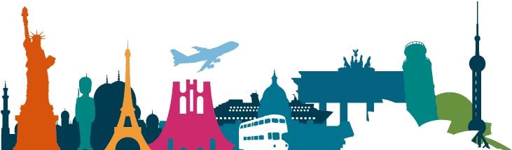 هزینه سفر کردن به دور دنیا