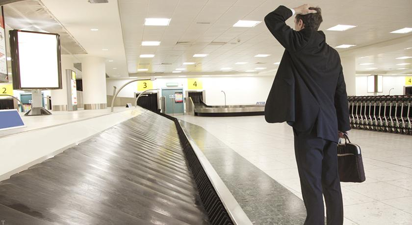3 کار که هنگام گم شدن چمدان در پرواز باید انجام داد