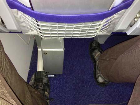 بدترین صندلی های هواپیما
