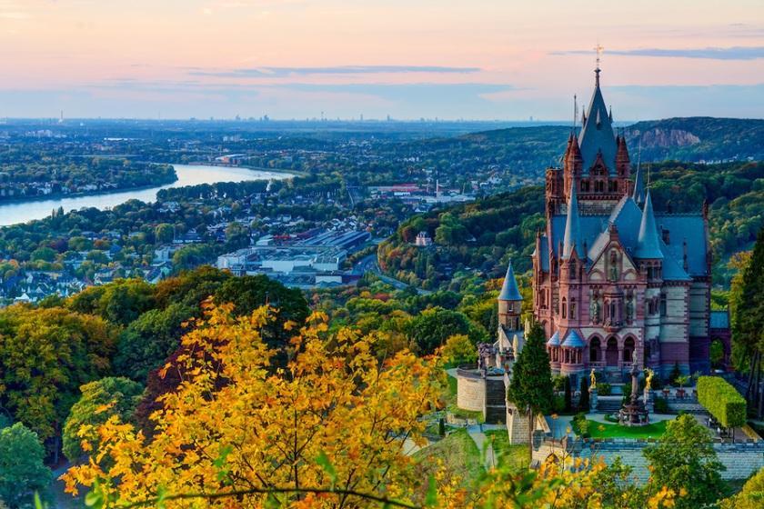 عکس طبیعت کشور المان