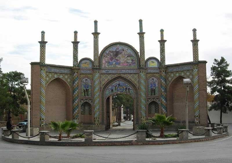 ديدني هاي سمنان از مسجد جامع تا بازار قديمي اين شهر