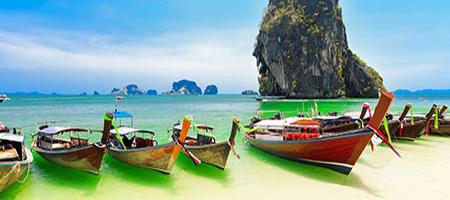 مناسب ترين زمان سفر به تايلند