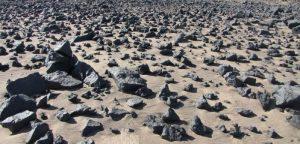 ثبت سرزمین سیاه طبس در فهرست میراث طبیعی – ملی