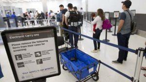 حفظ امنیت وسایل الکترونیکی در مسافرت