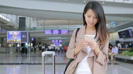 کاهش هزینه های تلفن همراه در سفر