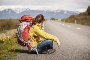 امنیت سفر برای هیچهایک یا رایگان سواری