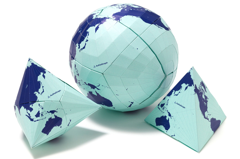 دقیق ترین نقشه جغرافیایی جهان