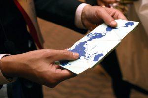دقیق ترین نقشه جغرافیایی جهان را مشاهده کنید