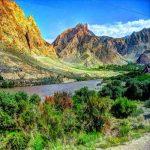 گشتی در زیبایی های طبیعی و جذاب رودخانه ارس