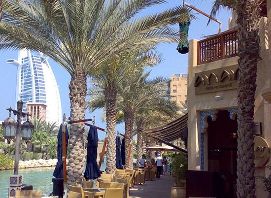 رستوران های ایرانی در دبی